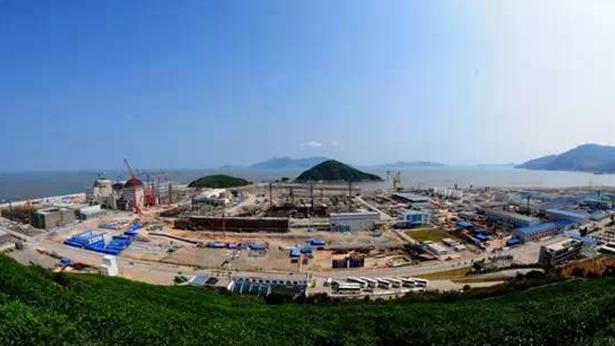 福建宁德核电项目