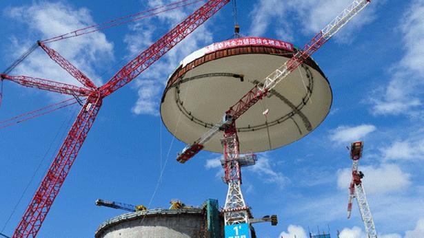 台山核电项目