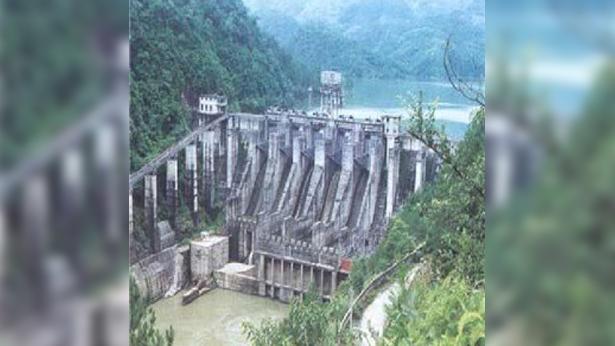 越南占化水电站