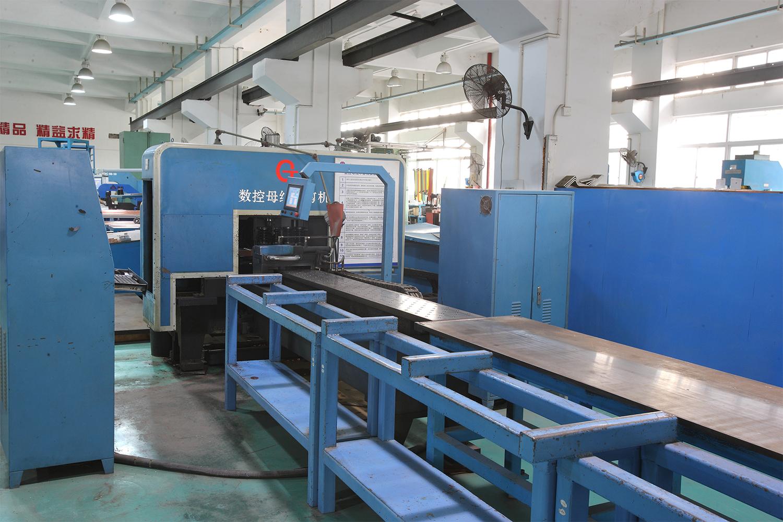 GJCNC-BB-30数控母排加工生产线