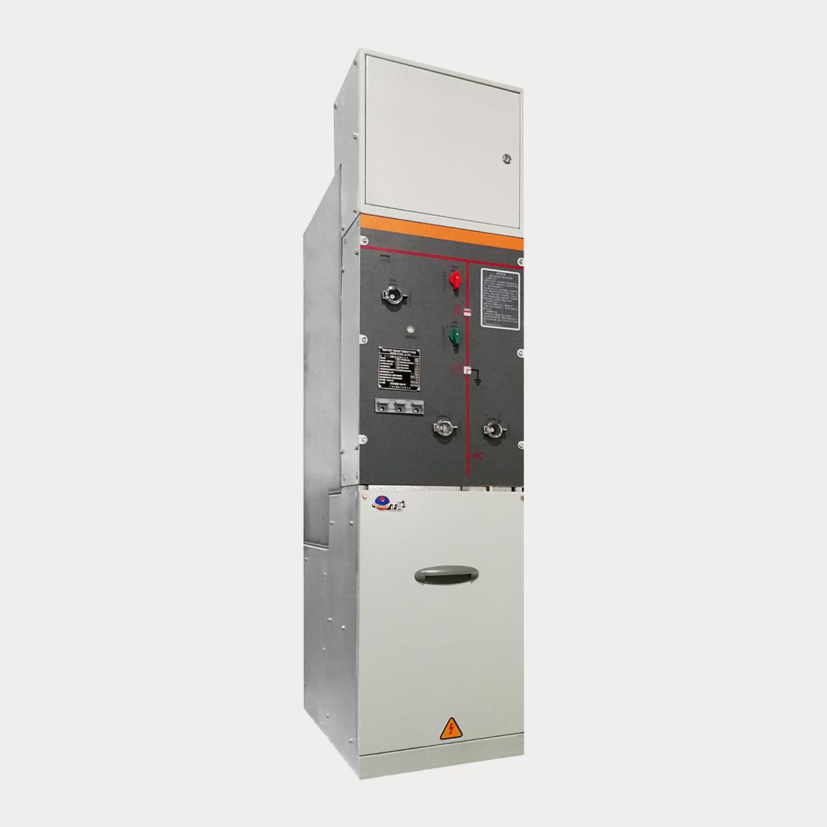 ZCKQG-12 环保型干燥压缩空气绝缘充气环网柜(10kV干燥空气绝缘环网柜)