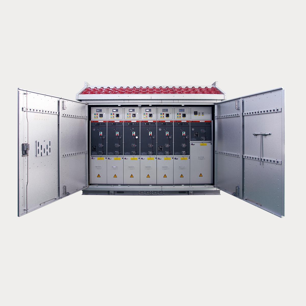 DFW7-12 户外高压交流电缆分接箱(10kV户外开关箱)
