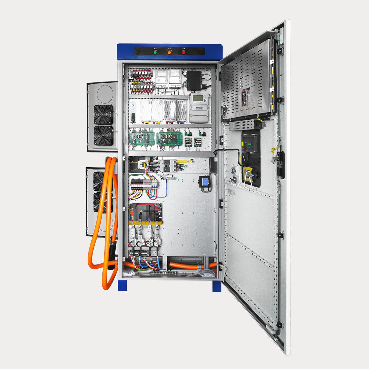 ZCEV非车载一体式直流充电机