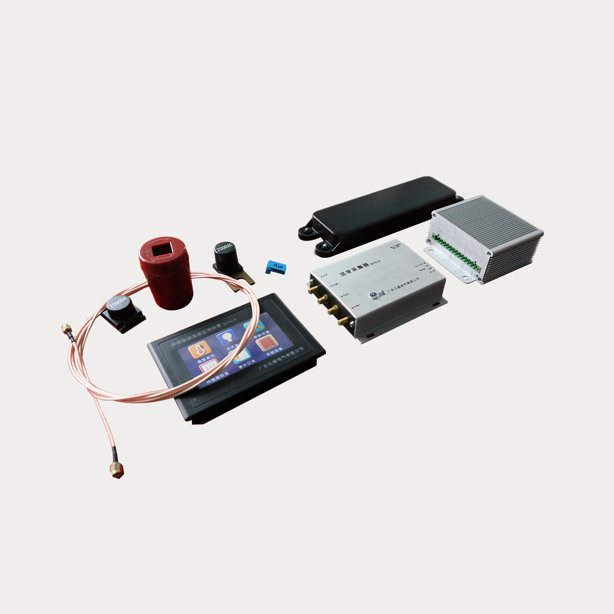 ZCTC-A声表面波温度在线监测装置