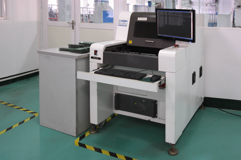 Otek600型自动光学检测机