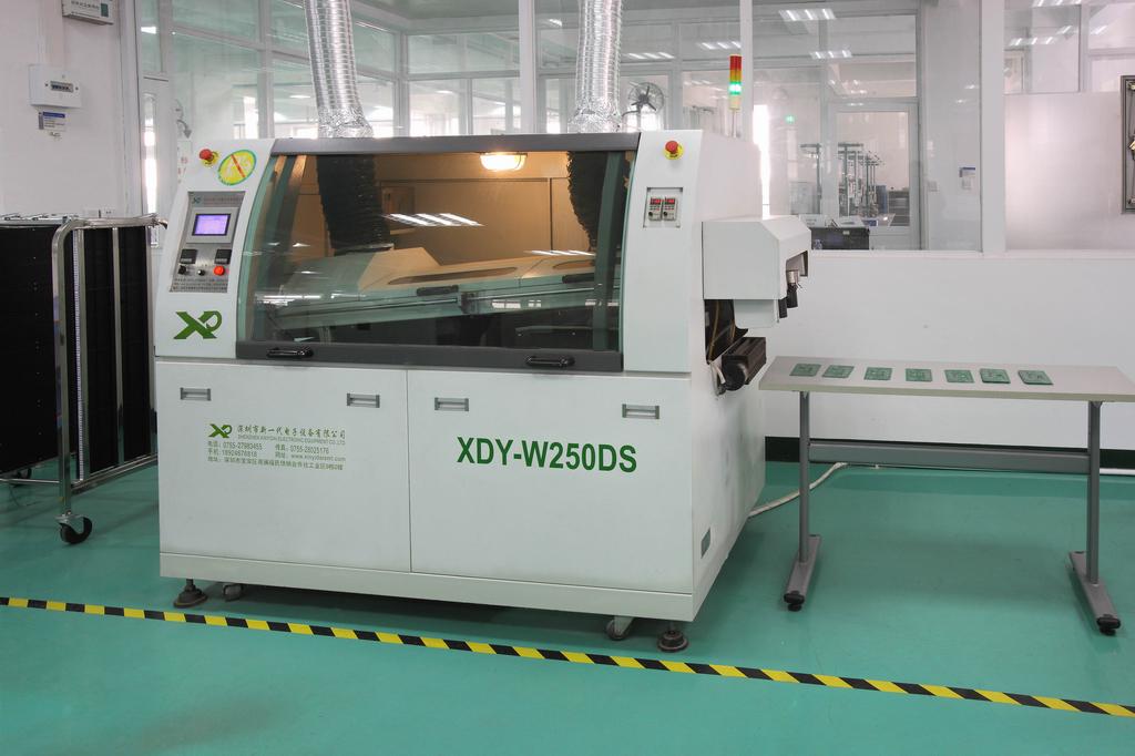 XDY-W250DS波峰焊接机