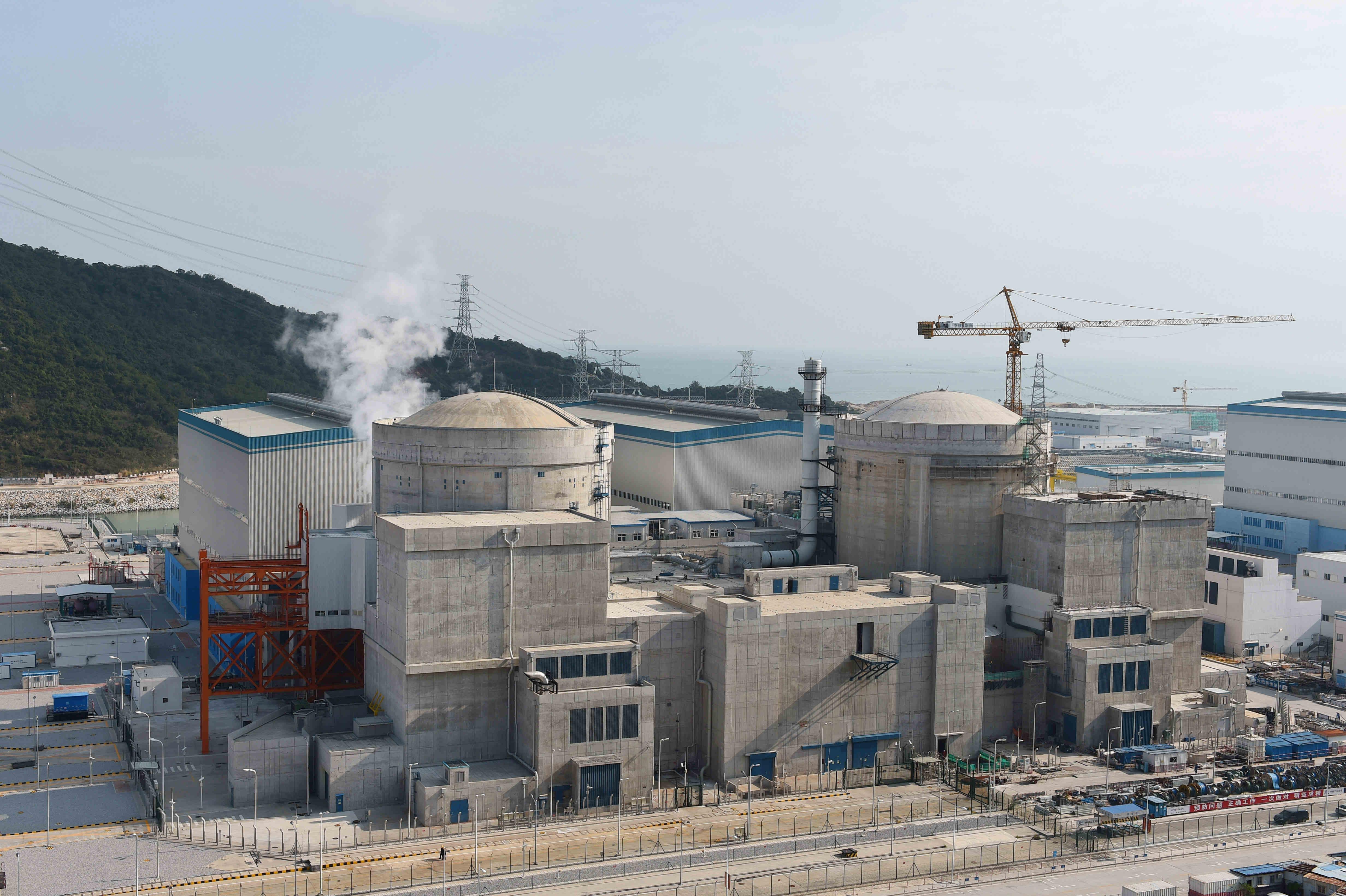 阳江核电项目
