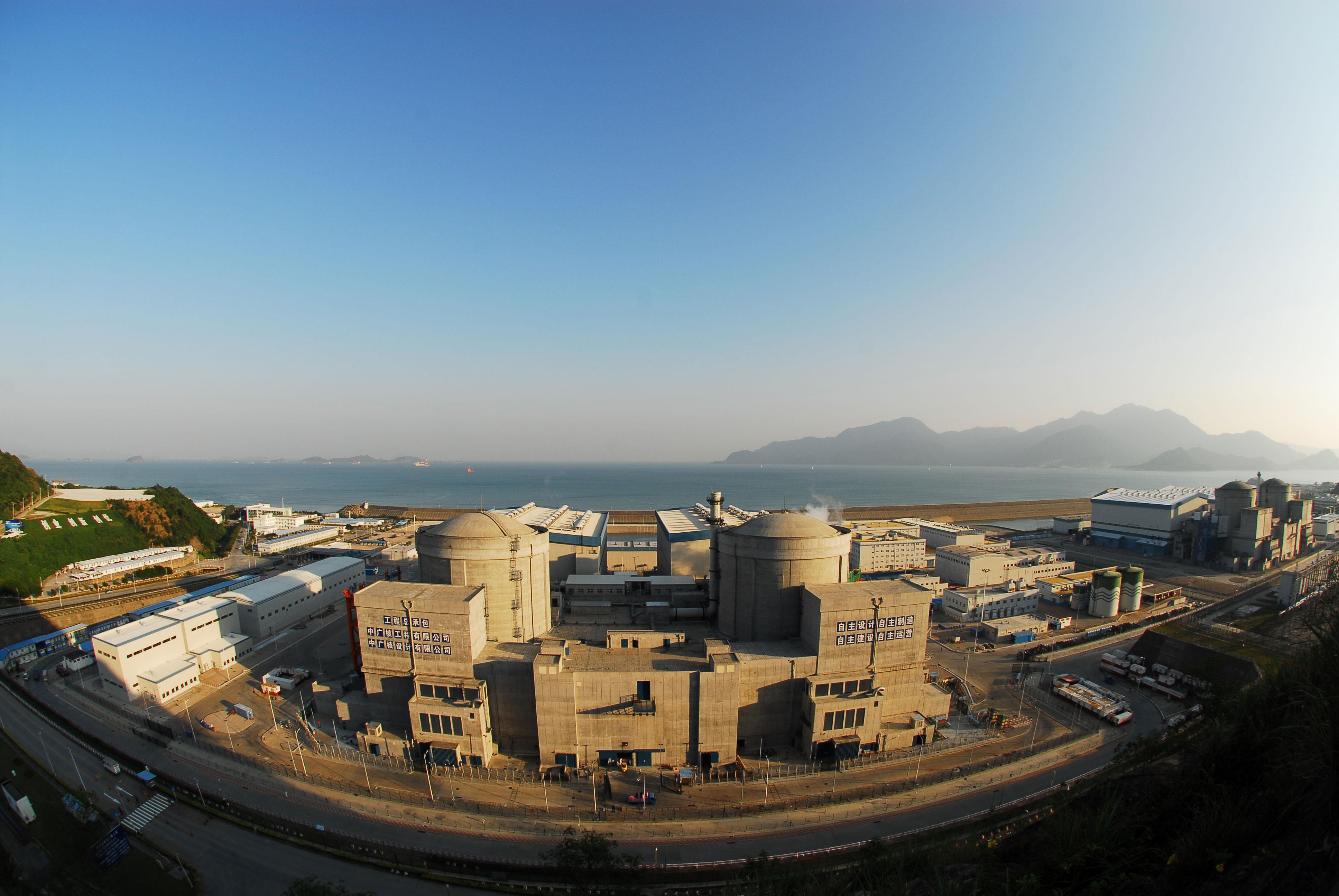 岭澳核电项目